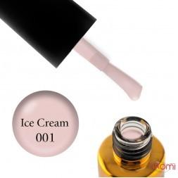 Гель-лак F.O.X French Panna Cotta 001 Ice Cream , 12 мл