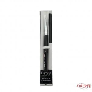 Кисть для дизайна Couture Colour & GS Nail Art Brush 1.5, из волоса колонка 7 мм