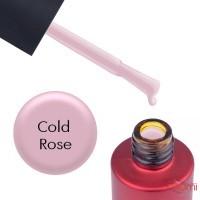 База камуфлирующая для гель-лака Kodi Professional Lint Base Gel Cold Rose, цвет бледно-розовый, 7 мл