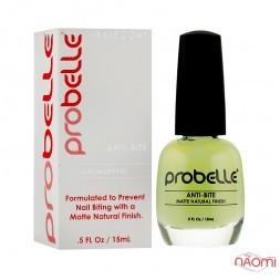 Средство против обгрызания ногтей Probelle Anti-Bite Base Coat, 15 мл