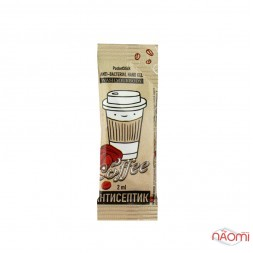 Санитайзер Washyourbody PocketStick Coffee, кофе, стик, 2 мл