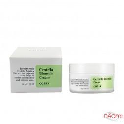 Крем для лица Cosrx Centella Blemish Cream заживляющий с экстрактом центеллы азиатской, 30 г