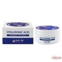 Патчи гидрогелевые под глаза Eyenlip Hyaluronic Acid Hydrogel Eye Patch с гиалуроновой кислотой, 60 шт.