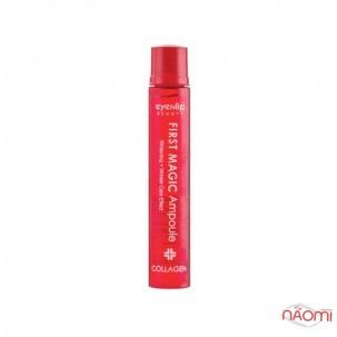 Сыворотка для лица Eyenlip First Magic Ampoule Collagen с коллагеном, 13 мл