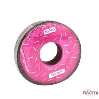 Запасной блок файл-ленты papmAm Staleks PRO Bobbi Nail пончик 150 грит, 6 м