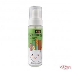 БиоЛонг-А для детей - антисептик для рук и кожи, пенный, 200 мл