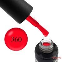 Гель-лак Oxxi Professional 360 неоново-коралловый, 10 мл