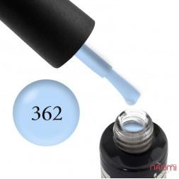 Гель-лак Oxxi Professional 362 мягкий голубой, 10 мл