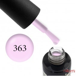 Гель-лак Oxxi Professional 363 розовая сирень, 10 мл