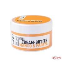 Крем-баттер для рук NUB Spa Care Hand Cream Butter Mango Papaya живильний, манго папайя, 200 мл