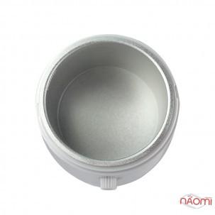 Воскоплав баночний InLei Professional Wax Warmer, чаша 200 мл, колір білий