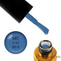 Гель-лак F.O.X Masha Efrosinina 014 Acid джинсовый синий, 7 мл