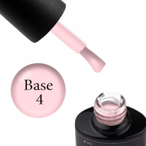 База цветная Saga Professional Color Base 004, телесно-розовый, 8 мл, фото 1, 130.00 грн.