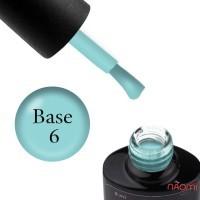 База цветная Saga Professional Color Base 006, светло-бирюзовый, 8 мл