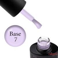 База цветная Saga Professional Color Base 007, серо-лиловый, 8 мл