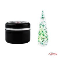 Гель Saga Professional Flower Gel 06 з сухоцвітом, 5 мл