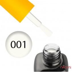 База камуфлирующая каучуковая для гель-лака LEO Cover Rubber Base 001, 9 мл