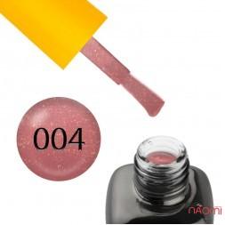 База камуфлирующая каучуковая для гель-лака LEO Cover Rubber Base 004, 9 мл
