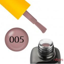 База камуфлююча каучукова для гель-лаку LEO Cover Rubber Base 005, 9 мл