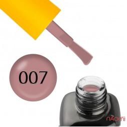 База камуфлирующая каучуковая для гель-лака LEO Cover Rubber Base 007, 9 мл