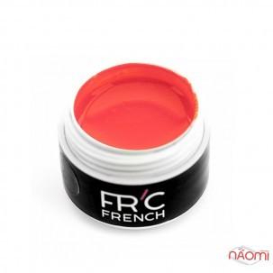 Гель Паутинка FRC French Gel Spider 09, цвет неоновый красный, 5 г
