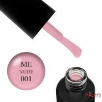 Гель-лак F.O.X Masha Efrosinina 001 Nude розовая пудра, 5 мл
