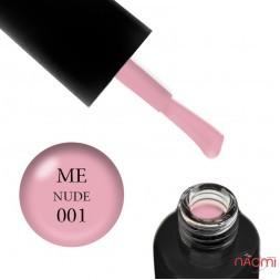 Гель-лак F.O.X Masha Efrosinina 001 Nude рожева пудра, 5 мл