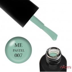 Гель-лак F.O.X Masha Efrosinina 007 Pastel зелений ясен, 5 мл