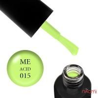 Гель-лак F.O.X Masha Efrosinina 015 Acid салатовый неон, 5 мл