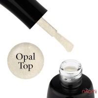 Топ для гель-лака без липкого слоя LUXTON Top No Wipe Opal 01, 10 мл