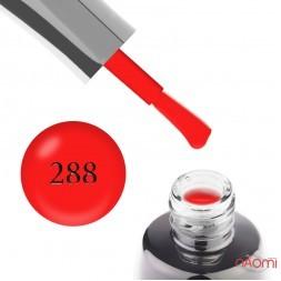 Гель-лак LUXTON 288 красная рябина, 10 мл