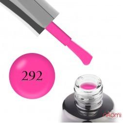 Гель-лак LUXTON 292 цветочно-розовый, 10 мл