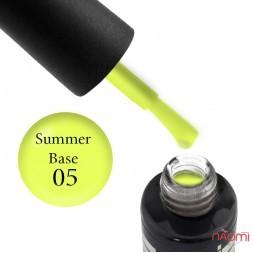База кольорова Oxxi Professional Summer Base 005, 10 мл