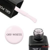 Гель-лак ReformA Nude Stories Off-White 942001 бледный молочно-розовый, 10 мл
