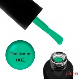 Гель-лак F.O.X Doublemint 002 зелений лист, 5 мл