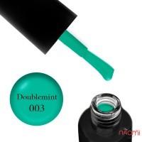 Гель-лак F.O.X Doublemint 003 мятно-зеленый, 5 мл