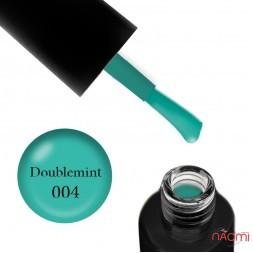 Гель-лак F.O.X Doublemint 004 бирюзовая фантазия, 5 мл