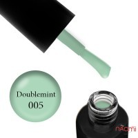 Гель-лак F.O.X Doublemint 005 холодный ментолово-зеленый, 5 мл
