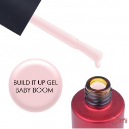 Гель моделюючий Kodi Professional Build It Up Gel Baby Boom з пензликом, 15 мл