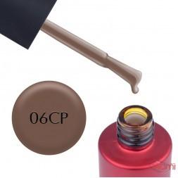 Гель-лак Kodi Professional Coffee Paradise CP 006 класичний кавовий, 7 мл