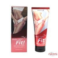 Крем антицелюлітний для корекції фігури Enough Body Light Fit Cream, 180 мл