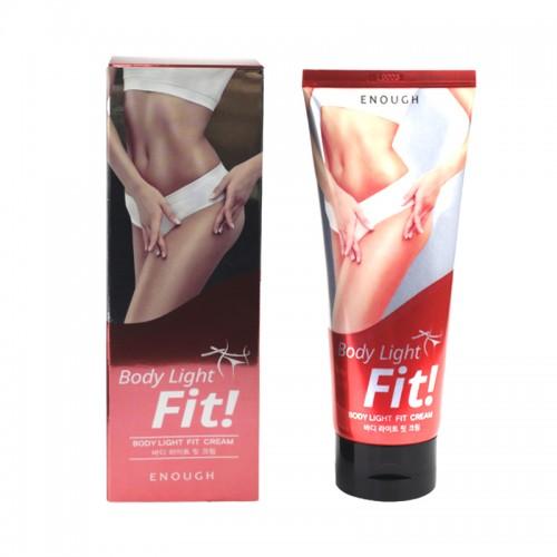 Крем антицеллюлитный для коррекции фигуры Enough Body Light Fit Cream, 180 мл, фото 1, 375.00 грн.