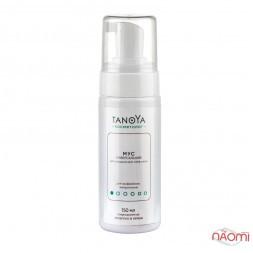 Мусс для лица TANOYA универсальный для очищения всех типов кожи, 150 мл