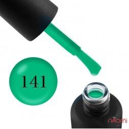 Гель-лак Edlen Professional 141 весенний ярко-зеленый, 9 мл