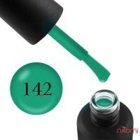 Гель-лак Edlen Professional 142 травянисто-зеленый, 9 мл