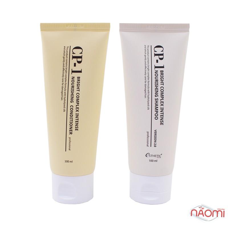 Набор для волос CP-1 Bright Complex Intense Nourishing, шампунь и кондиционер, 2x100 мл, фото 1, 204.00 грн.