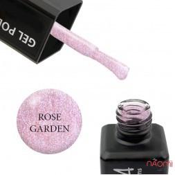 Гель-лак ReformA Flower Bling Rose Garden 941191 рожево-блакитна слюда з перламутром, 10 мл