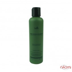 Шампунь проти випадіння волосся La.dor Pure Henna Shampoo зміцнюючий з хною, 200 мл