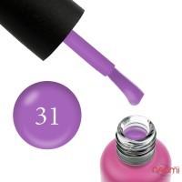 База цветная Edlen Professional French Rubber Base 31, лиловый, 9 мл