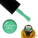 Гель-лак F.O.X Doublemint 001 яркий зеленый, 7 мл, фото 1, 115.00 грн.